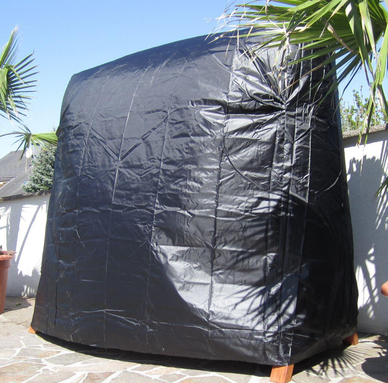 regenschutz f r hollywoodschaukel meru alles f r garten. Black Bedroom Furniture Sets. Home Design Ideas