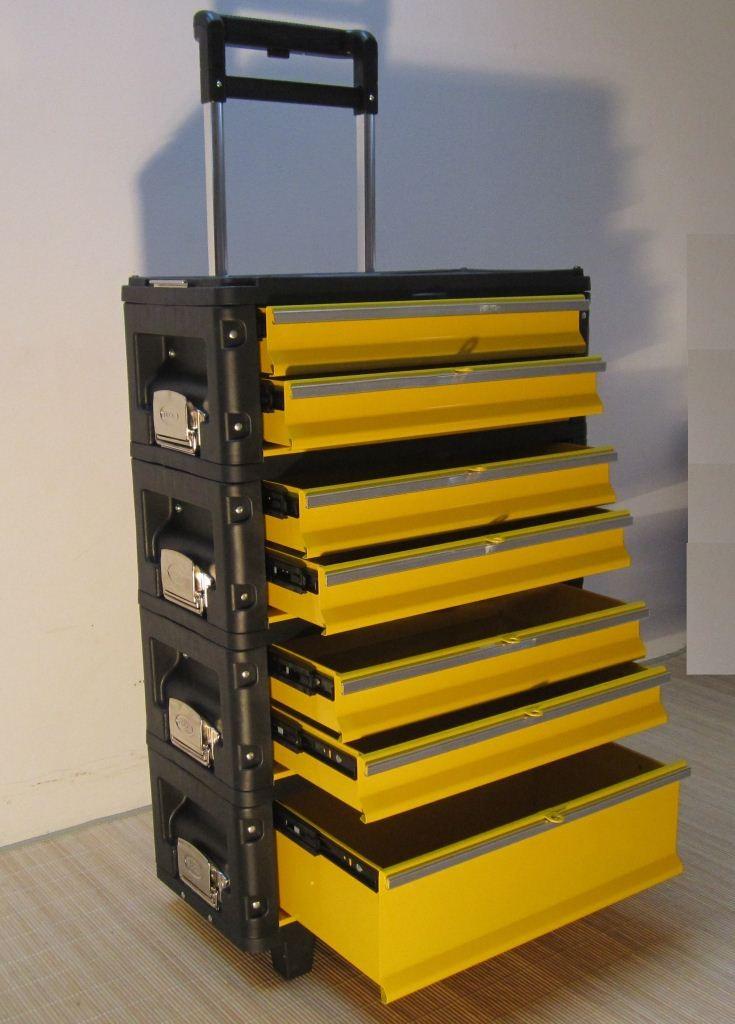 metall werkzeugtrolley werkzeugkasten werkstattwagen xxl type 305 3b1c jetzt neu mit. Black Bedroom Furniture Sets. Home Design Ideas