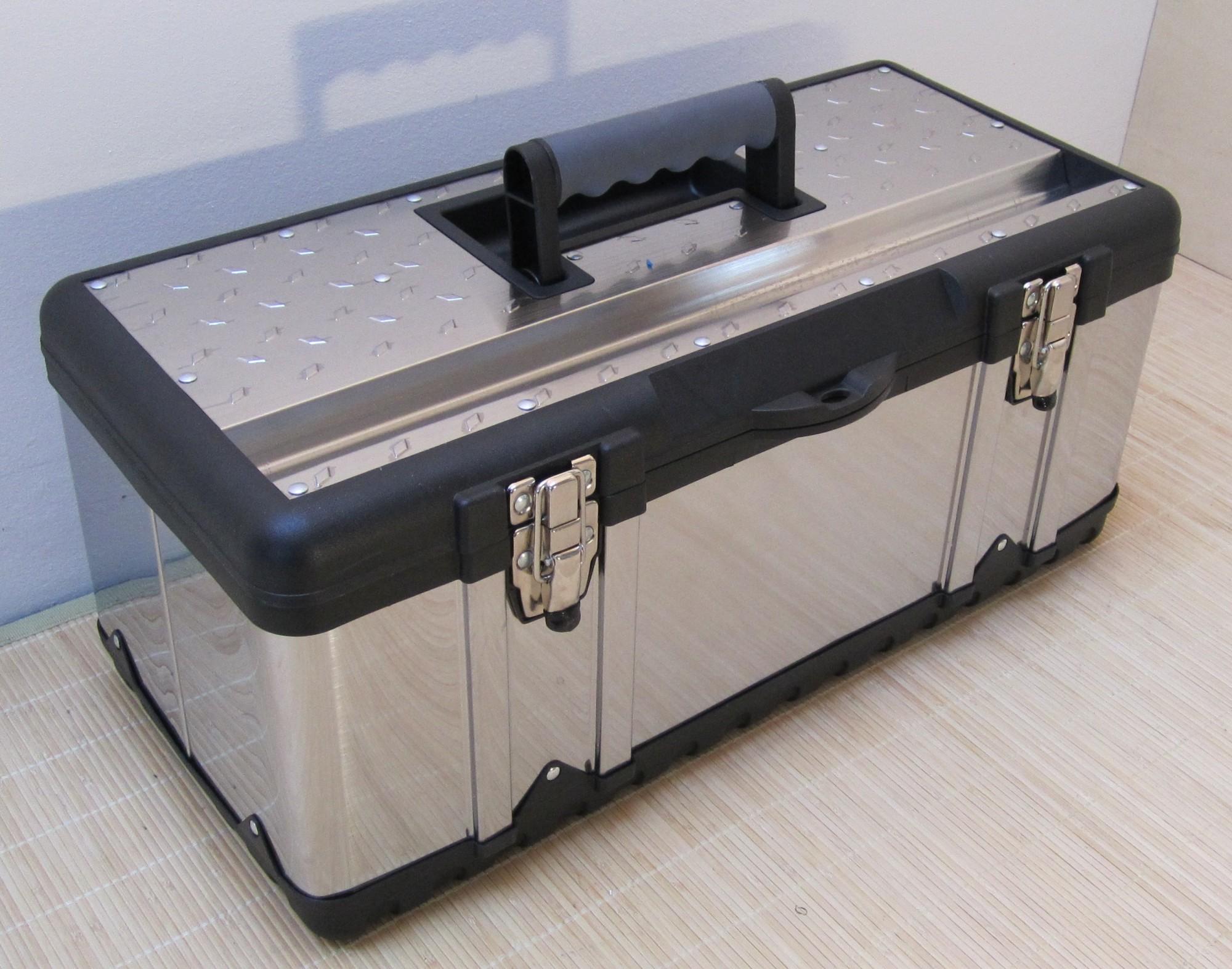 xxl werkzeugkasten werkzeug box kiste kasten edelstahl type 302xxl werkzeugkisten. Black Bedroom Furniture Sets. Home Design Ideas