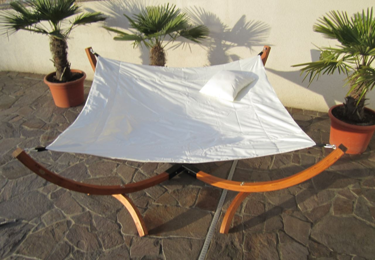 sonnenliege doppelliege gartenliege h ngematte h ngemattengestell doppel liege gartenm bel. Black Bedroom Furniture Sets. Home Design Ideas