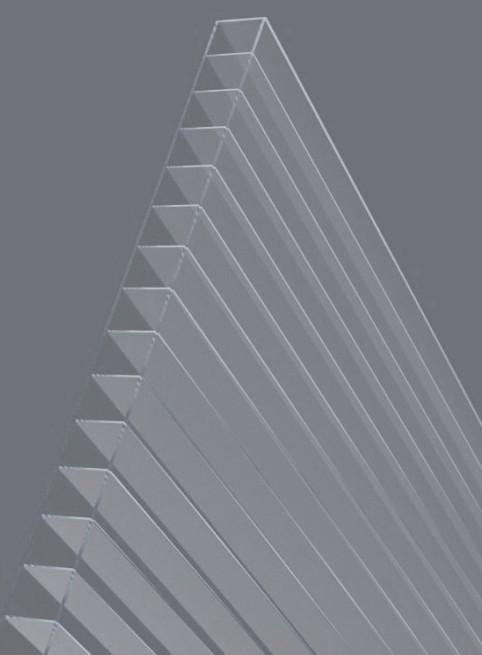 hohlkammerstegplatten 54 5x59 2cm 4 5mm lexan thermoclear made in austria ersatzplatte f r. Black Bedroom Furniture Sets. Home Design Ideas